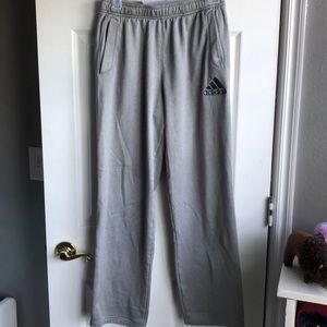 Adidas Grey Sweat Pants